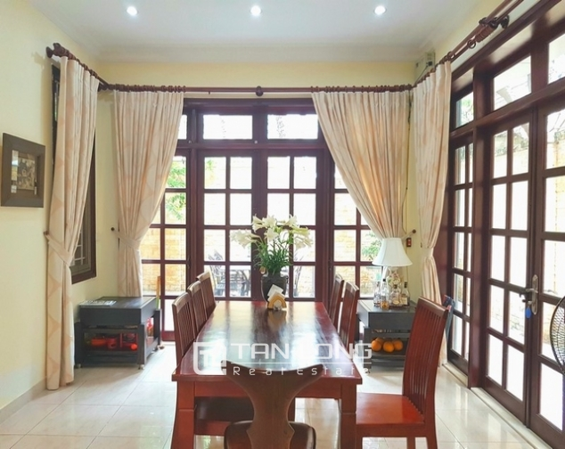 Luxurious villa for rent in D2 Zone – Ciputra Area, Ho Tay distr., Hanoi 4