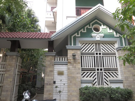 Luxurious villa for sale in Dich Vong new urban area, Cau Giay dist, Hanoi