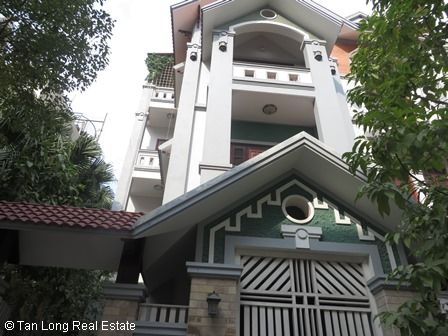 Luxurious villa for sale in Dich Vong new urban area, Cau Giay dist, Hanoi 2