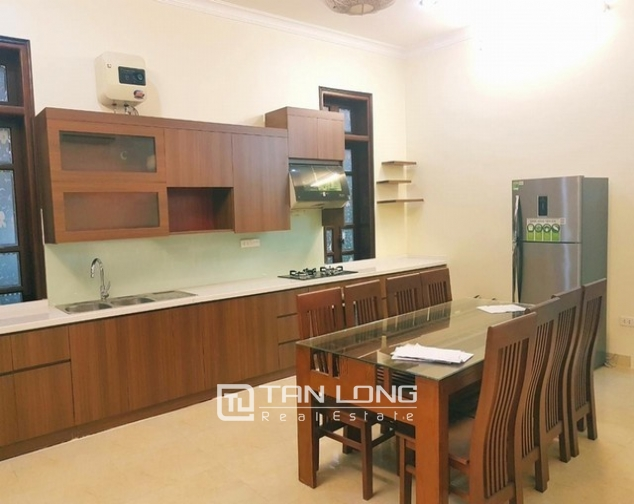 Luxurious villas in  C1, Ciputra, Tay Ho district Hanoi for rent 2