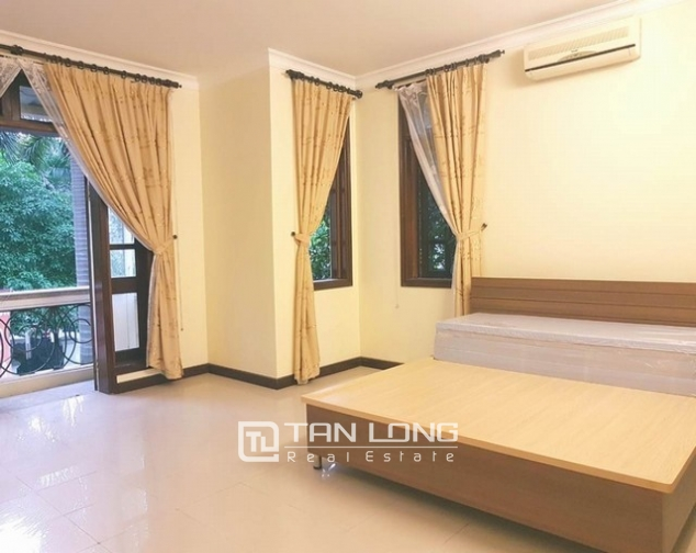Luxurious villas in  C1, Ciputra, Tay Ho district Hanoi for rent 4