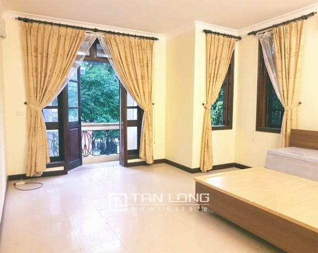 Luxurious villas in  C1, Ciputra, Tay Ho district Hanoi for rent 5