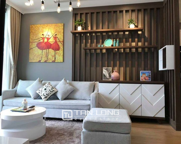 Luxury apartment for rent in Vinhomes Gardenia My Dinh, Cau Giay district, Hanoi! 1