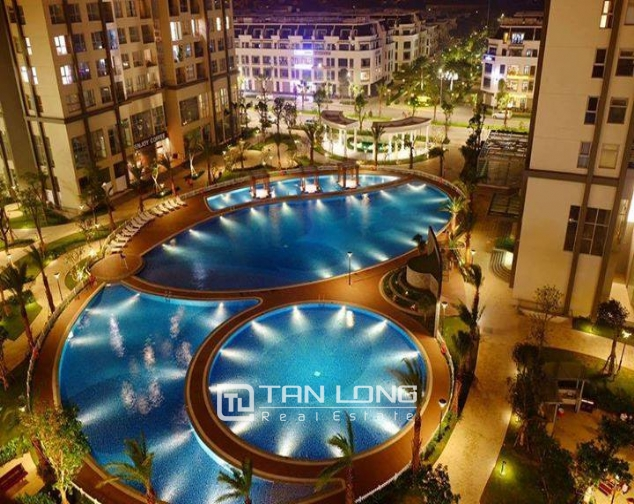 Luxury apartment for rent in Vinhomes Gardenia My Dinh, Cau Giay district, Hanoi! 2