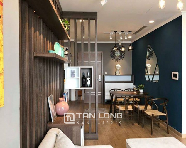 Luxury apartment for rent in Vinhomes Gardenia My Dinh, Cau Giay district, Hanoi! 4
