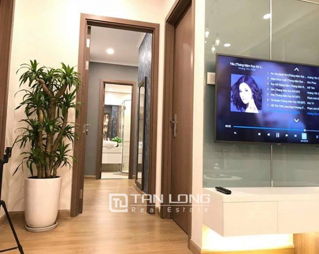 Luxury apartment for rent in Vinhomes Gardenia My Dinh, Cau Giay district, Hanoi! 9