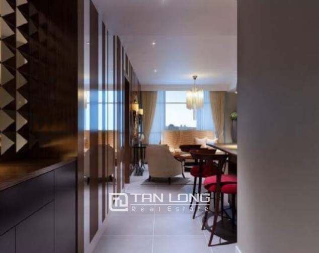 Luxury apartment for rent with 2 bedrooms in Watermark, Lac Long Quan street! 1