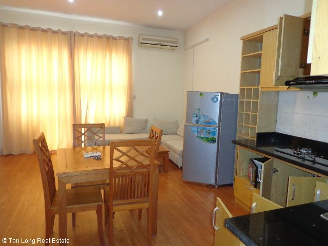Luxury apartment rental in Xuan Dieu, Tay Ho district, Hanoi 2
