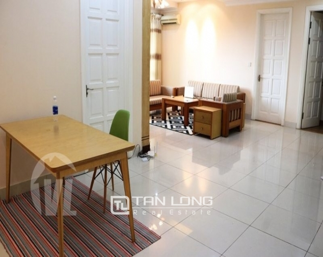 Luxury apartment super nice in the international Ciputra urban area, Tay Ho district, Hanoi for rent 2