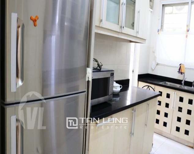 Luxury apartment super nice in the international Ciputra urban area, Tay Ho district, Hanoi for rent 8