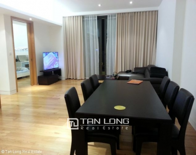 Luxury apartments and modern for lease in Xuan Thuy Street, Cau Giay District, Hanoi. 4