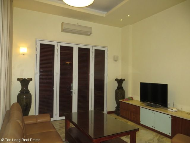Luxury fully furnished 5 bedroom villa to rent on Tran Binh street, My Dinh, Nam Tu Liem district, Hanoi 6