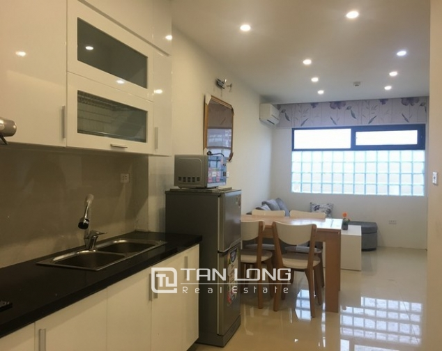 Luxury serviced apartment rental in Tay Ho district, Ha Noi. 2