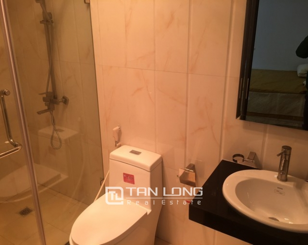 Luxury serviced apartment rental in Tay Ho district, Ha Noi. 9