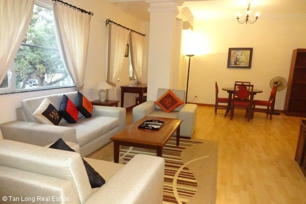 Luxury serviced apartment rental near Opera House Hoan Kiem district 1