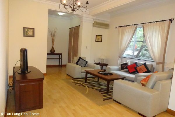Luxury serviced apartment rental near Opera House Hoan Kiem district 3