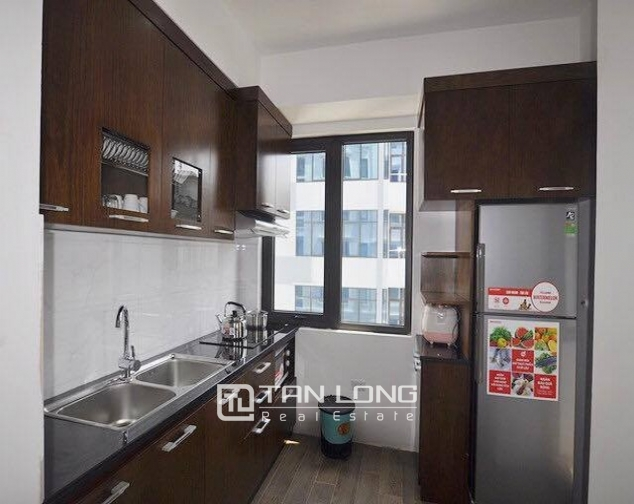 Luxury serviced apartments and modern for lease in Tran Thai Tong str., Cau Giay dist., Hanoi. 4