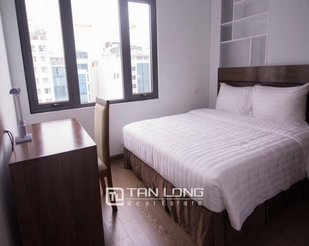 Luxury serviced apartments and modern for lease in Tran Thai Tong str., Dich Vong Ward, Cau Giay dist., Hanoi. 2