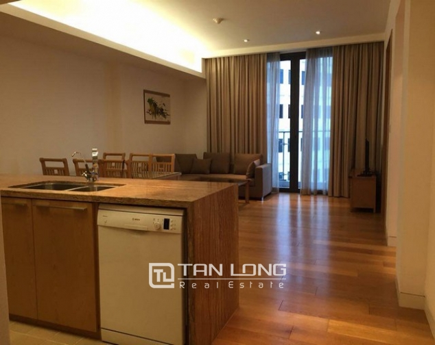 Luxury serviced apartments and modern for lease in Xuan Thuy Street, Cau Giay District, Hanoi. 7
