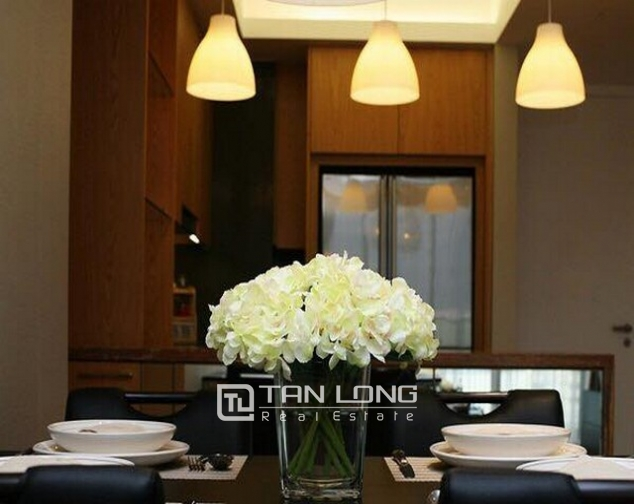 Luxury serviced apartments and modern for lease in Xuan Thuy Street, Cau Giay District, Hanoi. 8