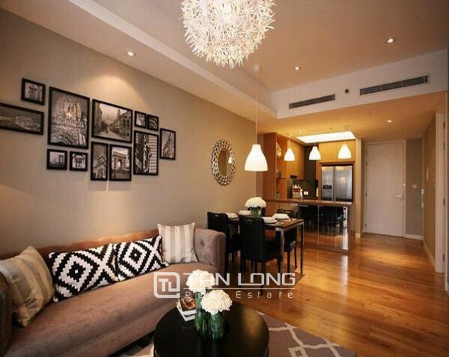 Luxury serviced apartments and modern for lease in Xuan Thuy Street, Cau Giay District, Hanoi. 2