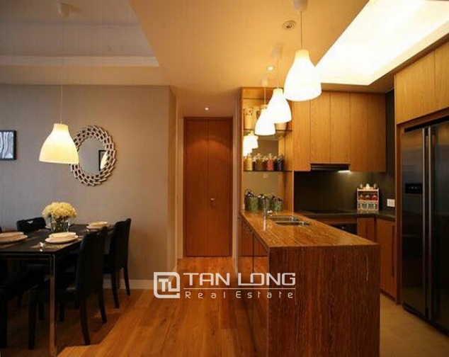 Luxury serviced apartments and modern for lease in Xuan Thuy Street, Cau Giay District, Hanoi. 3