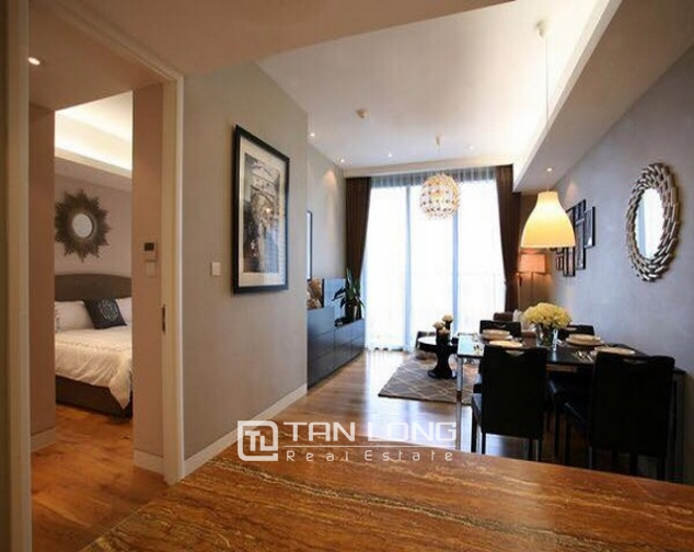Luxury serviced apartments and modern for lease in Xuan Thuy Street, Cau Giay District, Hanoi. 4