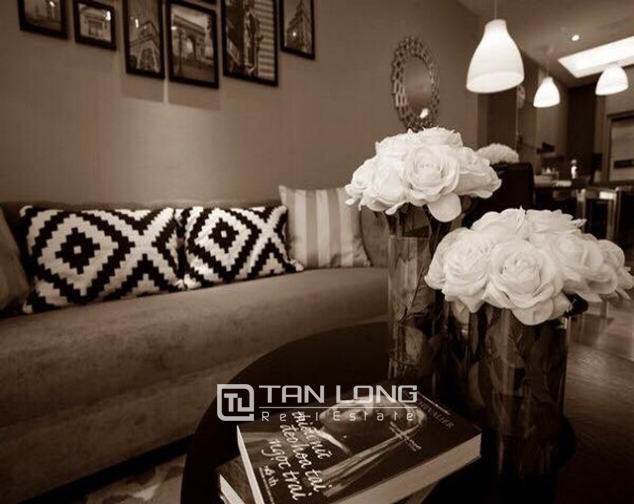 Luxury serviced apartments and modern for lease in Xuan Thuy Street, Cau Giay District, Hanoi. 5
