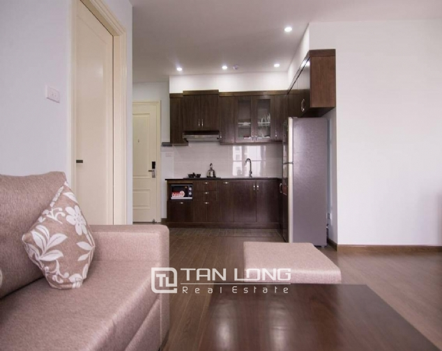 Luxury serviced apartments and rental facilities in Tran Thai Tong street, Cau Giay district, Hanoi 1
