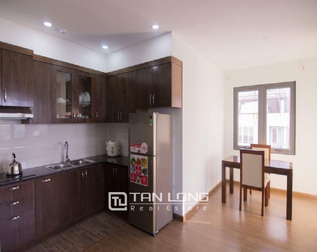 Luxury serviced apartments and rental facilities in Tran Thai Tong street, Cau Giay district, Hanoi 5
