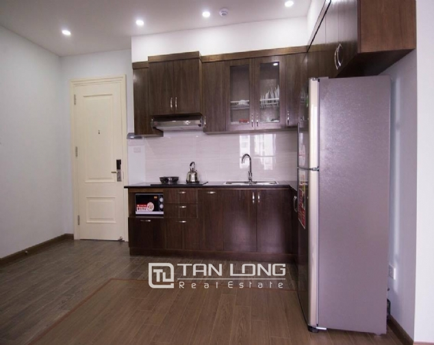 Luxury serviced apartments and rental facilities in Tran Thai Tong street, Cau Giay district, Hanoi 6