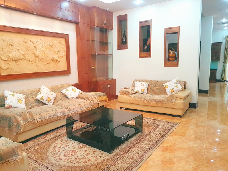 Luxury villa in T7 Ciputra, Tay Ho district for rent