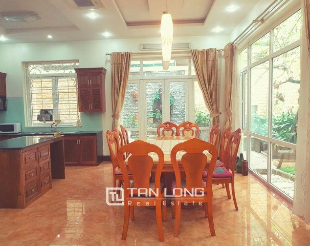 Luxury villa in T7 Ciputra, Tay Ho district for rent 7