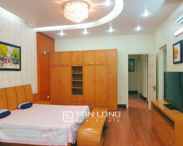 Luxury villa in T7 Ciputra, Tay Ho district for rent 6