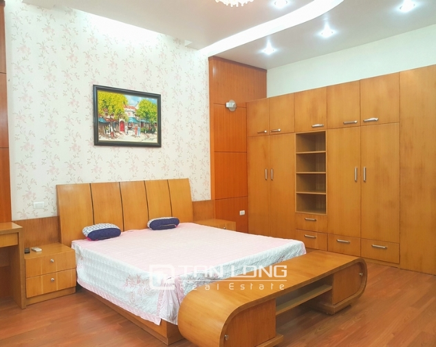 Luxury villa in T7 Ciputra, Tay Ho district for rent 8