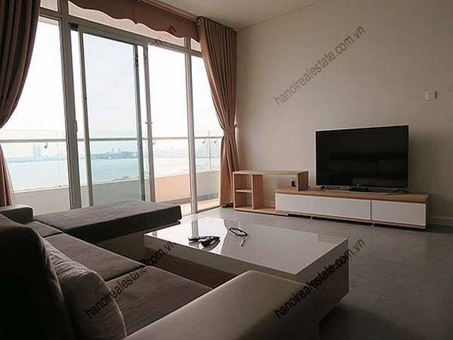 Luxury Watermark apartment in Tay Ho district for lease