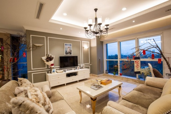 Magnificent and Golfview 4 bedroom apartment in L1 tower The Link Ciputra near Golf club