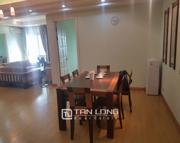 Majestic 3 bedroom apartment for rent in E5 building, ciputra urban area. 2