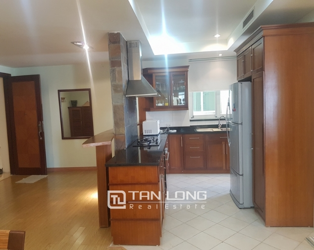 Majestic 3 bedroom apartment for rent in E5 building, ciputra urban area. 3