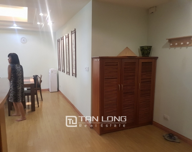 Majestic 3 bedroom apartment for rent in E5 building, ciputra urban area. 4