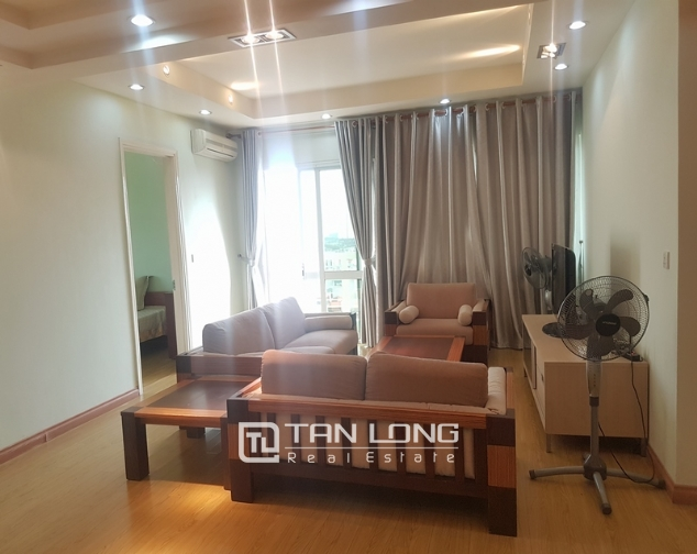 Majestic 3 bedroom apartment for rent in E5 building, ciputra urban area. 5