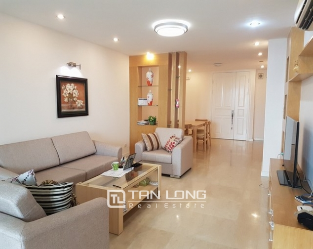 Majestic apartment for rent in Ciputra, Tay Ho district, Hanoi for rent 1