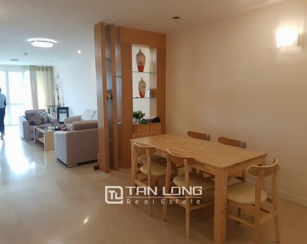 Majestic apartment for rent in Ciputra, Tay Ho district, Hanoi for rent 3
