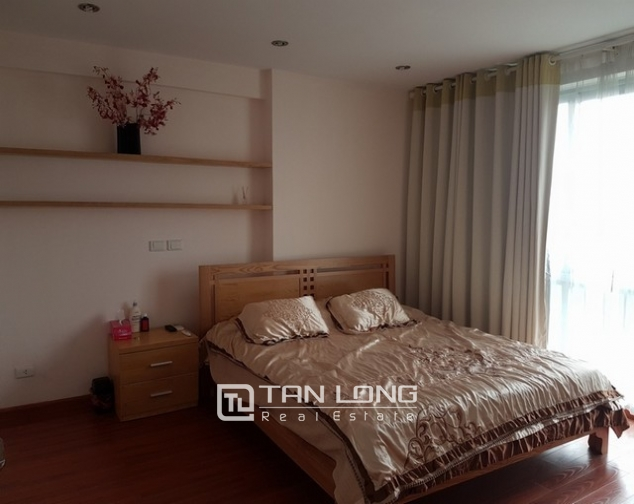 Majestic apartment for rent in Ciputra, Tay Ho district, Hanoi for rent 5