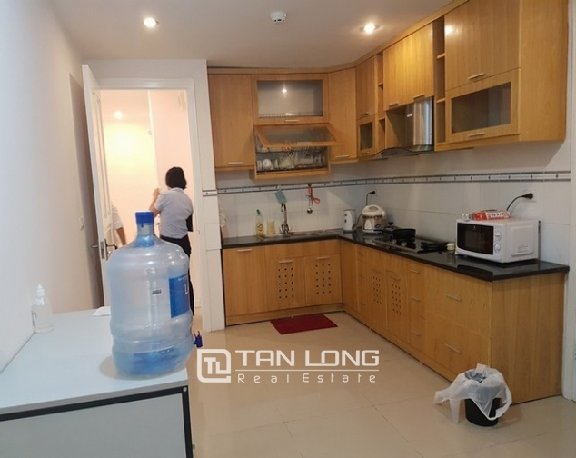 Majestic apartment for rent in Ciputra, Tay Ho district, Hanoi for rent 6