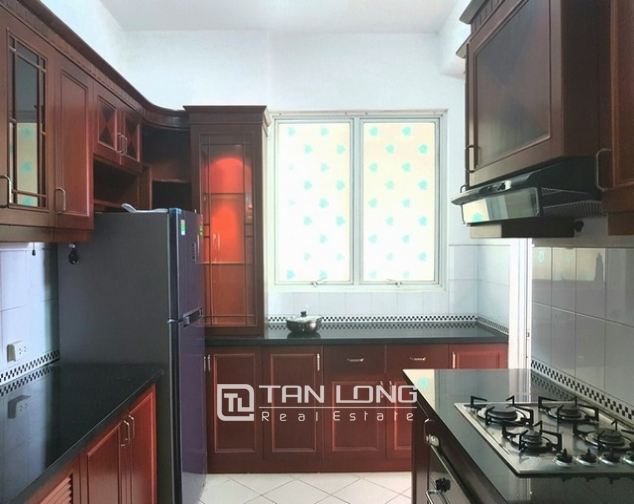 Majestic apartment in G3 Ciputra, Tay Ho, Hanoi for rent 4