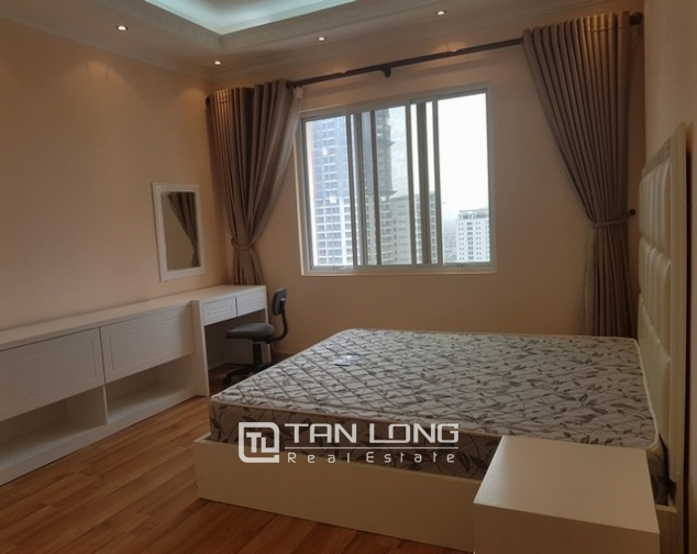 Majestic apartment in G3 Ciputra, Tay Ho, Hanoi for rent 8