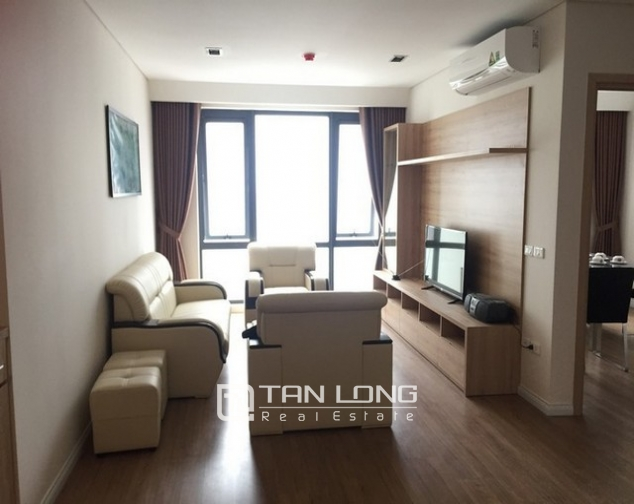 Majestic apartment  in Mipec Riverside, Long Bien district, Hanoi for rent 3
