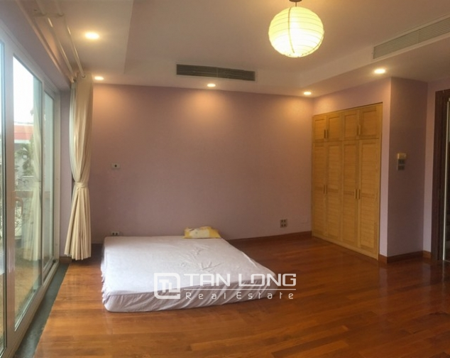Majestic house in Xuan Dieu street, Tay Ho dist, Hanoi for lease 7