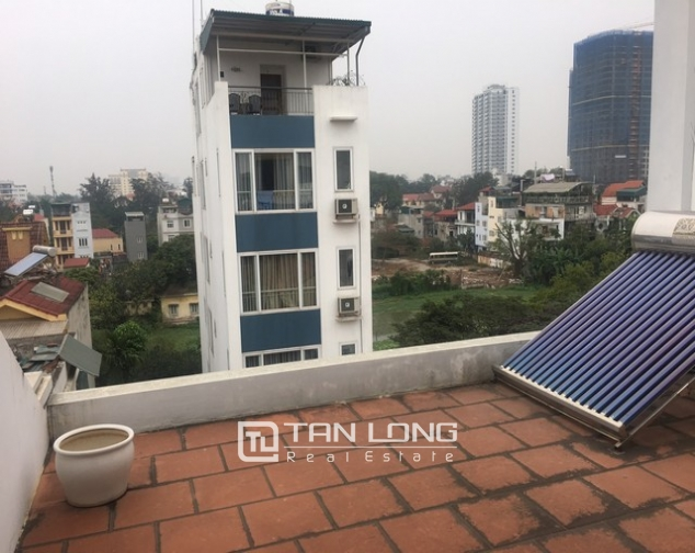 Majestic house in Xuan Dieu street, Tay Ho dist, Hanoi for lease 6